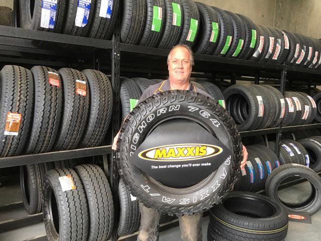 New-Tyres