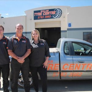 Wallan Tyre Centre Team Workshop Home